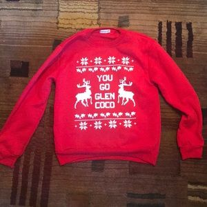 Sweaters - Mean Girls You Go Glen Coco Sweater